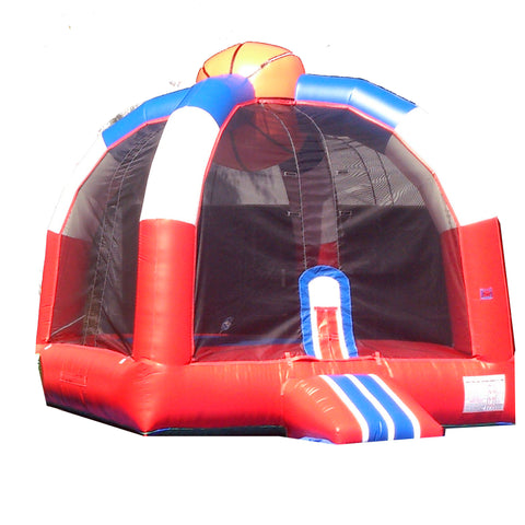 BASKETBALL XL  BOUNCE HOUSE