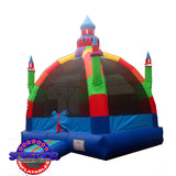 GRAND XL  CASTLE  # 9 BOUNCE HOUSE