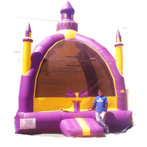 GRAND XL  CASTLE  # 7 BOUNCE HOUSE