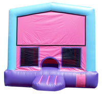 MODULAR PRINCESS # 2 BOUNCE HOUSE