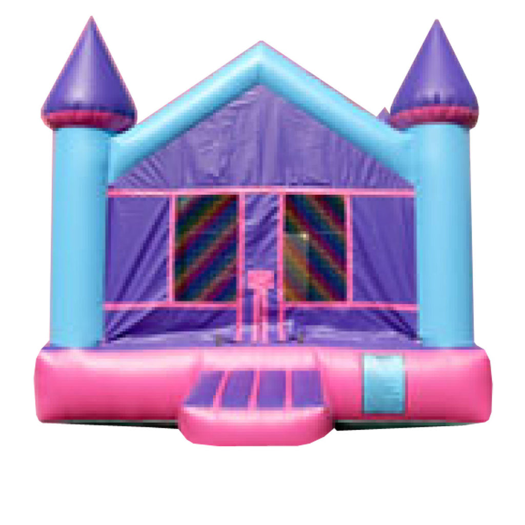 BLUE CASTLE BOUNCE HOUSE