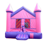 LITE /  BLUE CASTLE BOUNCE HOUSE