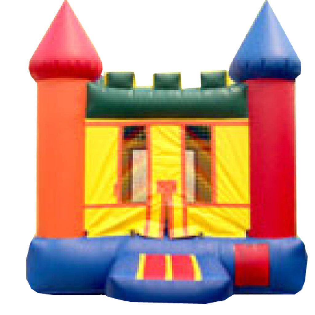 Rainbow Castle #3 Bounce House