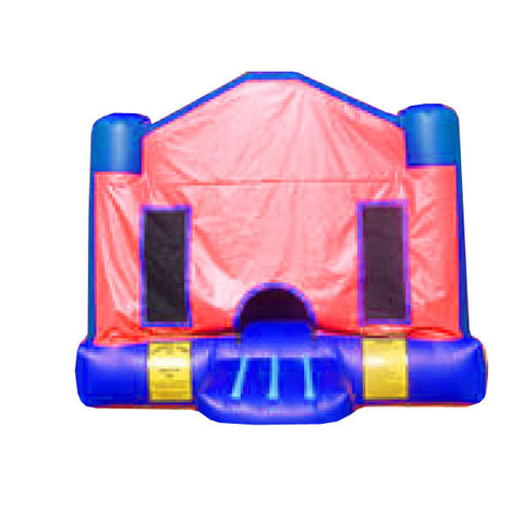 Pink & Red Bounce House