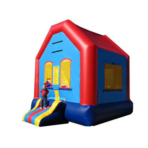 Red Bounce House #1