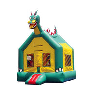 HAPPY DRAGON BOUNCE HOUSE