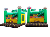 EURO ZOO BOUNCE HOUSE