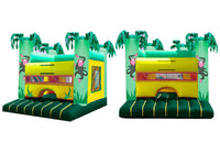 EURO JUNGLE BOUNCE HOUSE
