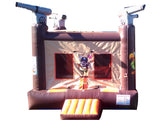 PIRATE THEME  BOUNCE HOUSE # 1
