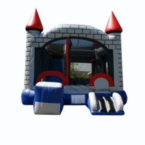 MIDIEVAL ALL-IN-ONE COMBO BOUNCE HOUSE # 3