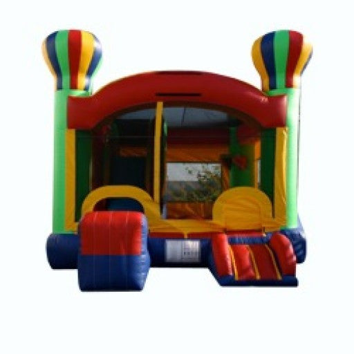 BALLOON THEME  ALL-IN-ONE COMBO BOUNCE HOUSE