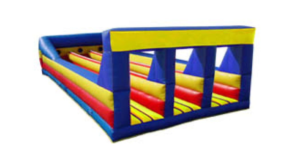 3 LANE COMPETITION BUNGEE RUN