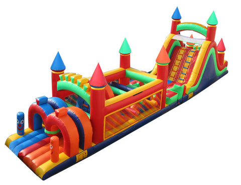 CASTLE RUN OBSTACLE COURSE
