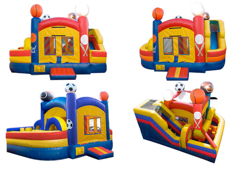 SPORTS MINI  OBSTACLE COURSE