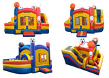 SPORTS THEME  MINI  OBSTACLE COURSE