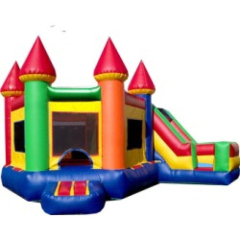 PRINCESS THEME COMBO BOUNCE HOUSE
