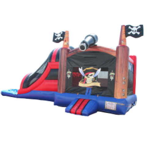 PIRATE THEME BOUNCE HOUSE  # 2