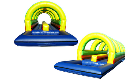 ARCH THEME R / L  DUAL LANE WATER SLIDE #2