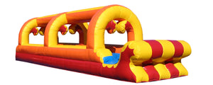 YELLOW ARCH THEME R / L  SLIP-N - SLIDE