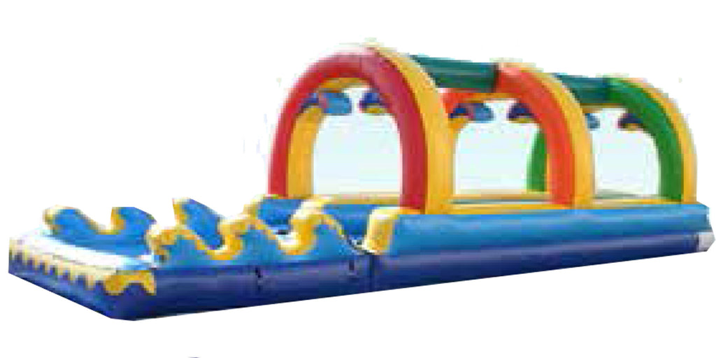 ARCH THEME R / L DUAL LANE --WATER SLIP-N-SLIDE # 2
