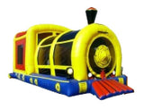 LOCOMOTIVE THEME BOUNCE HOUSE # 1