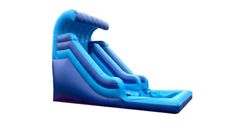 FRONT LOAD TIDAL WAVE SLIDE