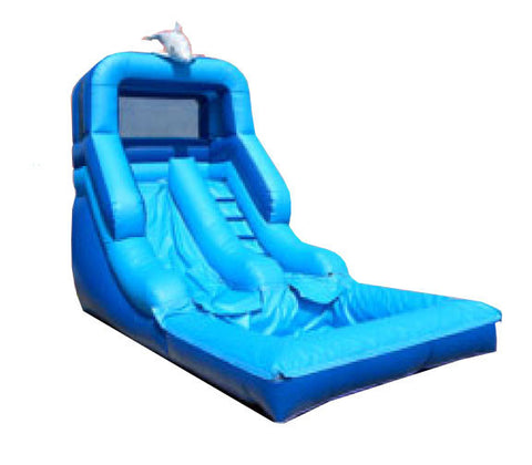 FRONT LOAD WATER SLIDE
