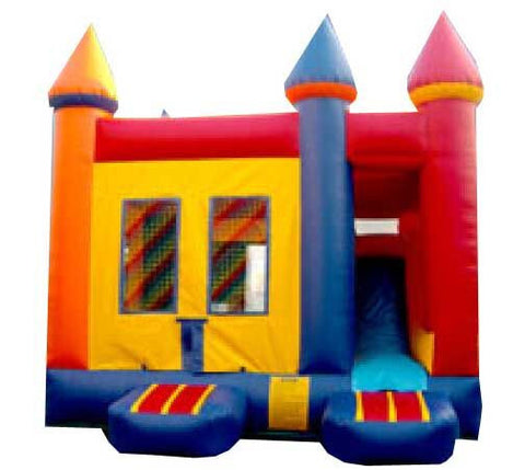 CASTLE TIP COMPACT COMBO  BOUNCE HOUSE # 2