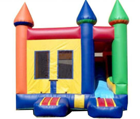 CASTLE TIP COMPACT COMBO  BOUNCE HOUSE # 3