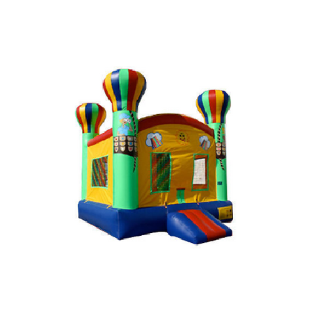 BALLOON THEME  BOUNCE HOUSE # 2