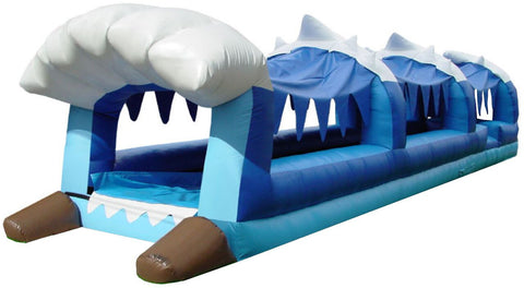 WAVE THEME SLIP & SLIDE WATER SLIDE