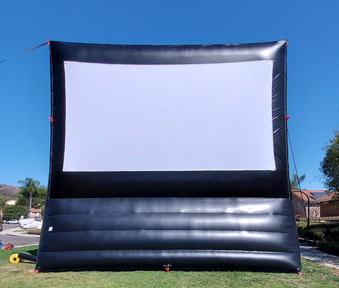 CYBER MONDAY 40ft DRIVE-in PRO SCREEN