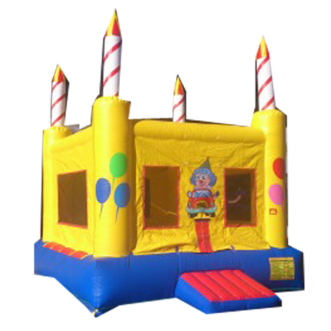 BIRTHDAY CANDLES BOUNCE HOUSE