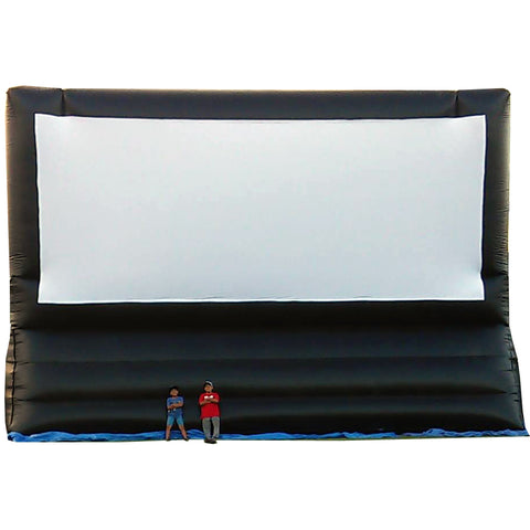 USED 30FT FUSION INFLATABLE MOVIE SCREEN