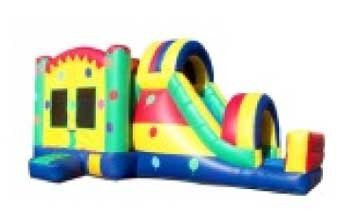 CASTLE & ARCH THEME COMBO BOUNCE HOUSE # 2