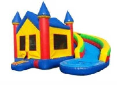 CRAYON THEME COMBO BOUNCE HOUSE # 1