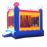 SPORTS THEME  ALL-IN-ONE COMBO # 1 BOUNCE HOUSE