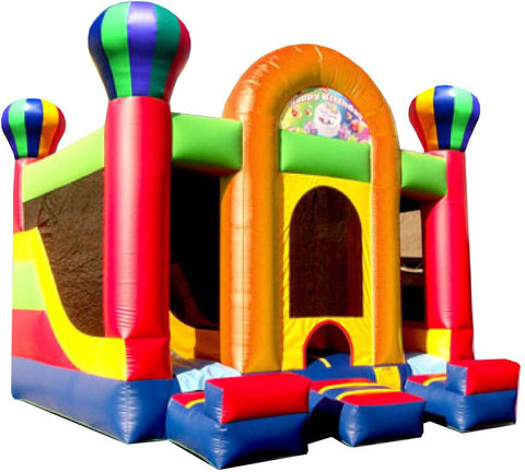 DOUBLE BALLOON  COMBO BOUNCE HOUSE