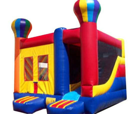 BALLOON  THEME  COMPACT COMBO BOUNCE HOUSE #1
