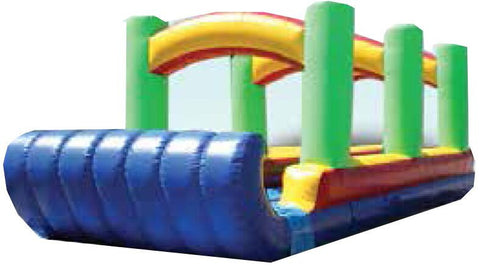ARCH-COLUMN  THEME DUAL LANE  SLIP & SLIDE # 1
