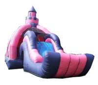 PRINCESS XL  CASTLE COMBO BOUNCE HOUSE