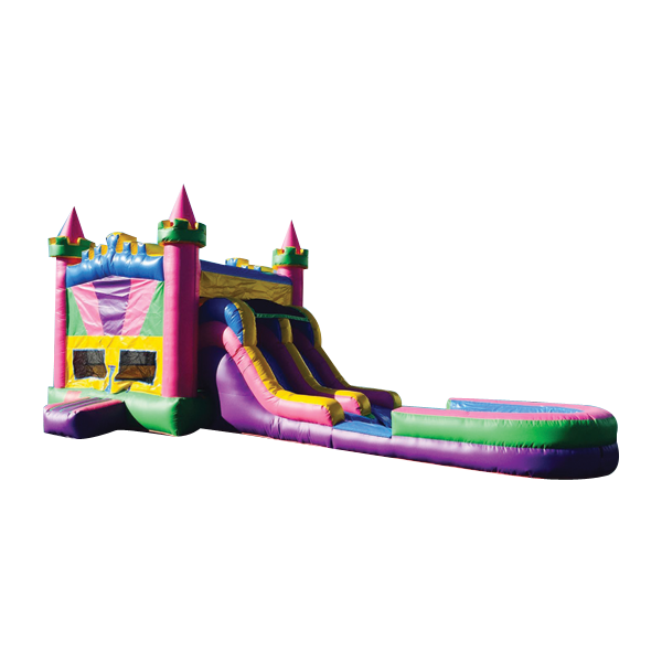 CRAYON  TIP THEME  CASTLE COMBO BOUNCE  HOUSE