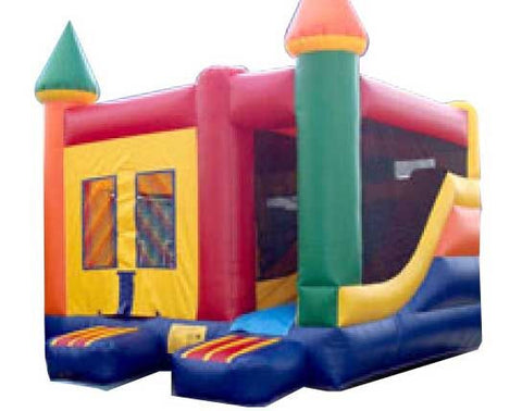 CASTLE TIP COMPACT COMBO  BOUNCE HOUSE # 4
