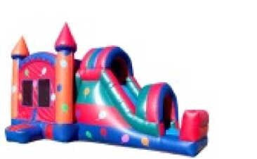 CASTLE TIP & ARCH THEME COMBO BOUNCE HOUSE # 3