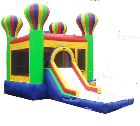 BALLOON THEME COMBO BOUNCE HOUSE  #3