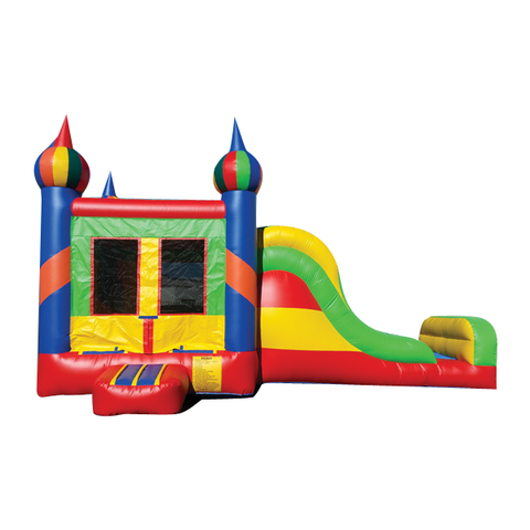 ALIBABA THEME , CASTLE BOUNCE HOUSE