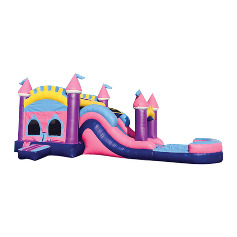 MEDIVAL THEME  CASTLE COMBO  BOUNCE HOUSE # 1