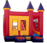 CASTLE TIP COMPACT COMBO  BOUNCE HOUSE # 1