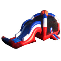 BASKETBALL XL  COMBO BOUNCE HOUSE