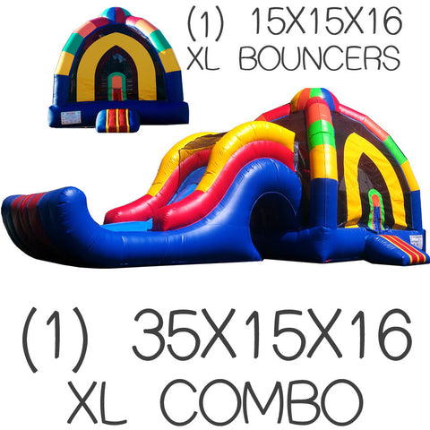 XL INFLATABLE PACKAGE DEAL #2